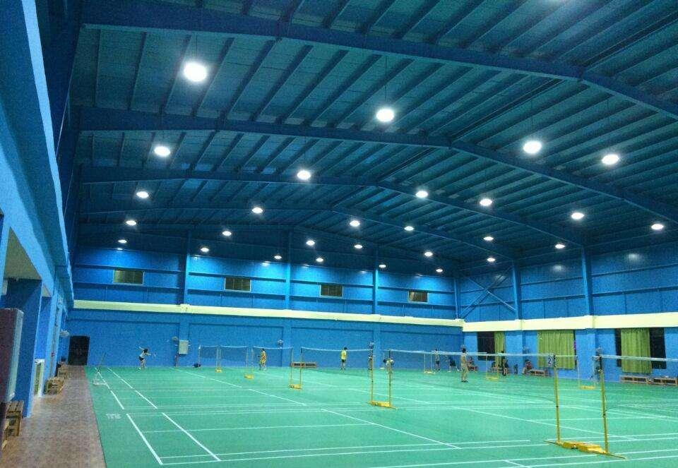 羽毛球场照明